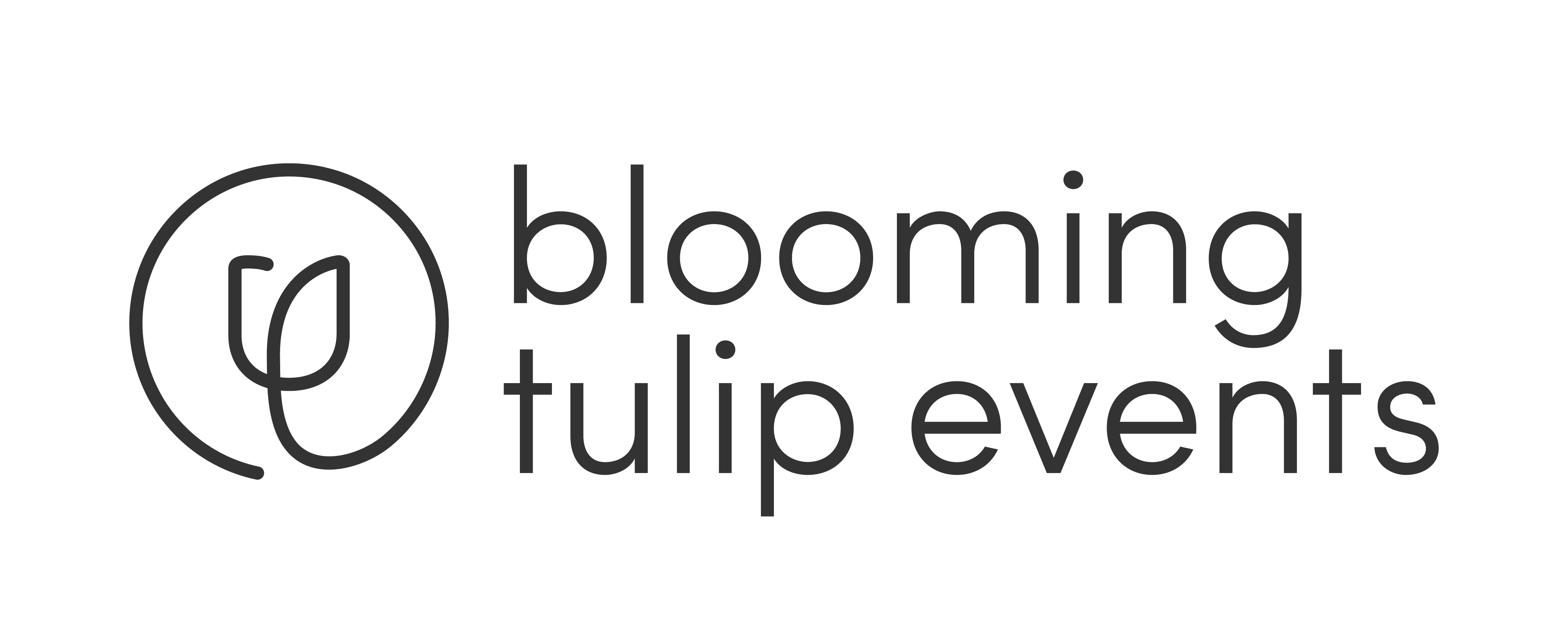 blooming tulip events